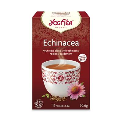 Bio tea YOGI TEA Echinacea 17 filter/doboz