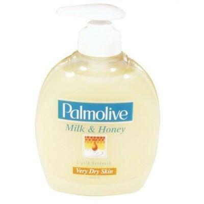 Folyékony szappan pumpás PALMOLIVE Naturals méz és tej 300 ml