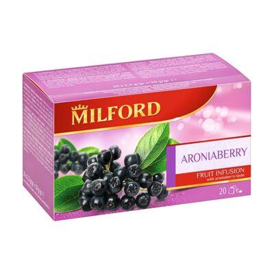 Gyümölcstea MILFORD Feketeberkenye 20x2,5g