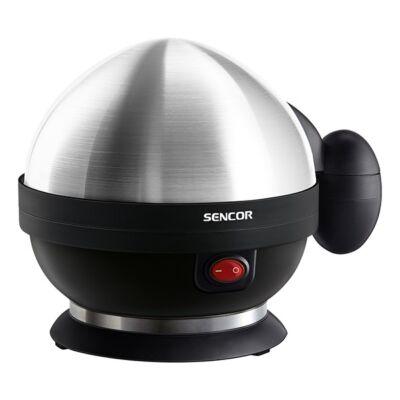 Tojásfőző SENCOR SEG 720BS 7 tojás 3 fokozat fekete